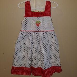 Girls Spring dress. Size 3